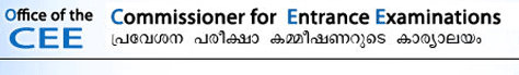 Kerala CEE MD Entrance Test Admit Card 2018
