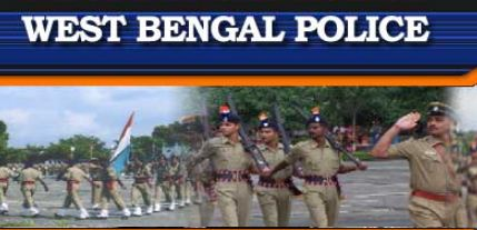 WB Police Constable (Male) Application Form 2018