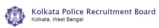 KPRB Kolkata Police Constable Recruit 2018