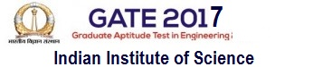 GATE EC | AR | CY | IN | MA | PE Answer Key 2017