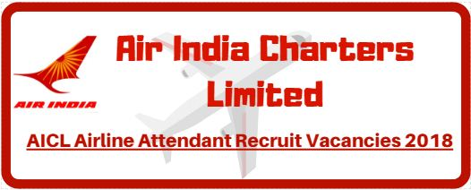 AICL Airline Attendant Recruit Vacancies 2018