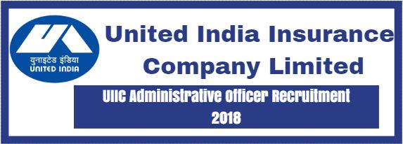 UIIC Administrative Officers (AO) Syllabus 2018