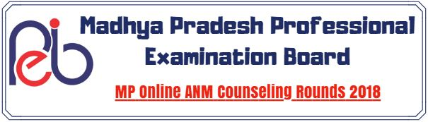 MP Online ANM Counseling Rounds 2018