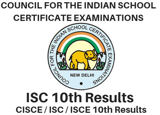 ICSE Results 2017, @cisce.org 10th Class Result Notice (Name Wise) ~