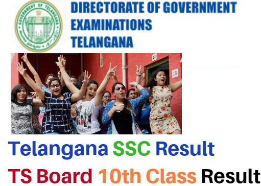 BSE Telangana SSC Result 2020