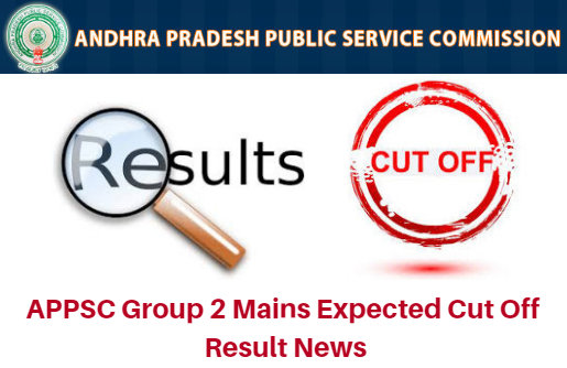 APPSC Group 2 Mains Expected Cut Off 2017 Result News
