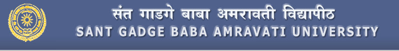 SGBAU BA B.Com B.Sc Exam Time Table Winter 2018