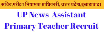 UP News Assistant Primary Teacher Recruit