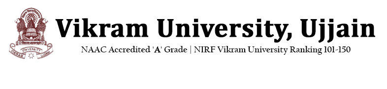 Vikram University Odd Sem Exam Result 2018