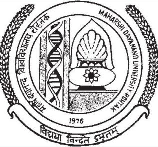 MDU B.Ed Admission Form 2019-20