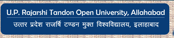 UP Rajarshi Tandon Open University Results 2018