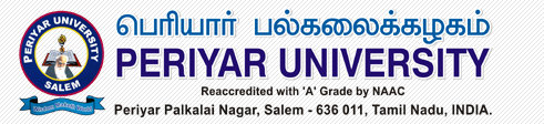 Periyar University M.phil ph.d Entrance Test Hall Ticket 2018