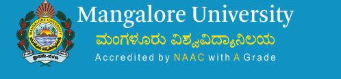 Mangalore Univ Odd Semester Time Table 2019