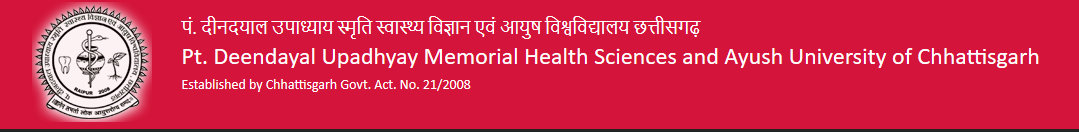 CG Medical MBBS Part I II Result 2018