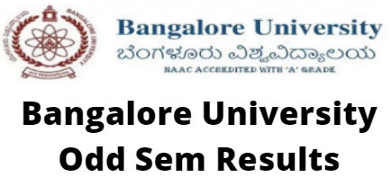 Bangalore University Odd Sem Results 2020