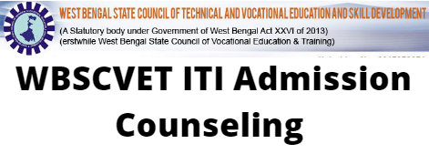 WBSCVET ITI Admission Counseling