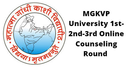 MGKVP University 1st-2nd-3rd Online Counseling Round